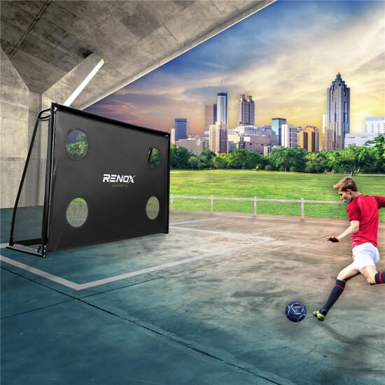 Fodboldmål RENOX LEGEND 300 x 200 x 90 cm