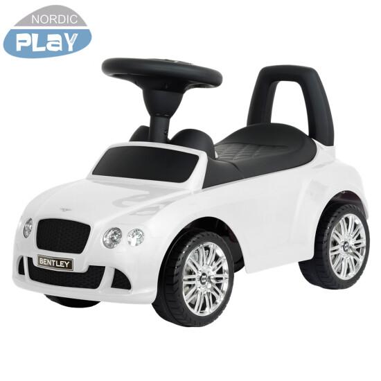 Gåbil Bentley GT Speed licens NORDIC PLAY
