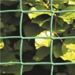 Havehegn plast, maske 1,8x2 cm, 100 cm x 2,5 m, grøn