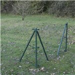 Extruderet maskinflet, grøn, 800/60/2,3/20 M