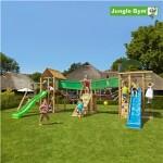 Legeunivers 3 komplet Jungle Gym inkl. rutschebane