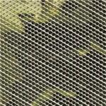 Insektnet plast 0,6x10 m, grå