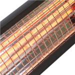 Terrassevarmer HEAT1 ECO high-line 1500W