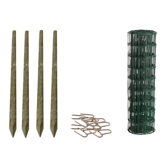 Havehegnspakke grøn 5 x 10 cm 100 meter