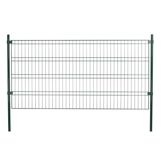 Panelhegn hegnspakke 4 fag, grøn