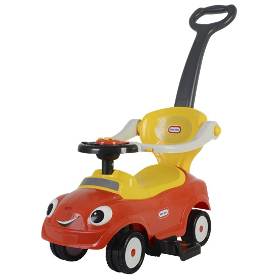 Gåbil Little Tikes rød