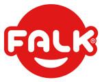 Frontlæsser passer til serien fra 2-5 år FALK