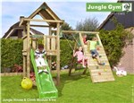 Jungle Gym House + Climb Modul X'tra web