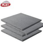 Gummiflise 50 x 50 x 3 cm grå NORDIC PLAY Active 30 m2 - 120 stk.
