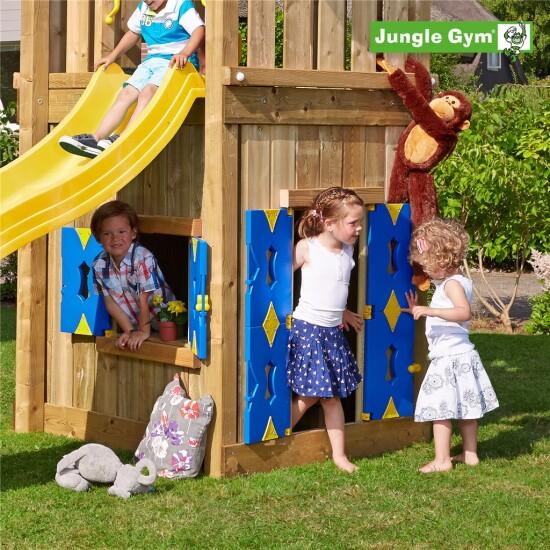 Playhouse komplet Jungle Gym T/150 cm PF