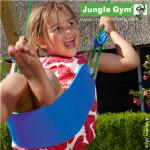 Jungle Gym Sling Swing letvægtssæde kitsæt, blå