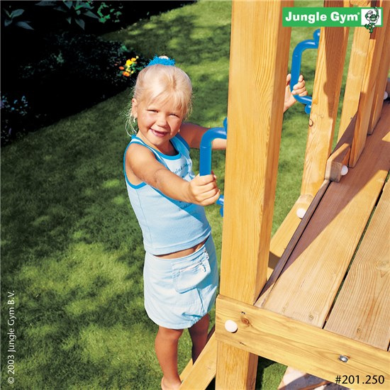 Jungle Gym Håndgreb Blå 2 stk