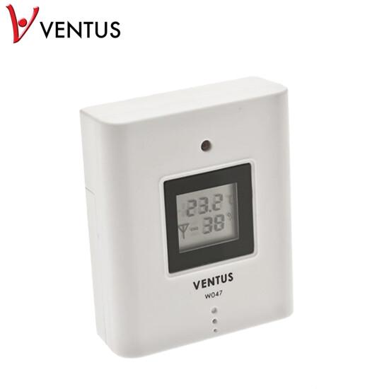 Temperatursensor trådløs W047 Ventus til W820