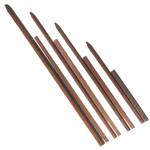 Pæl hardwood 135 cm