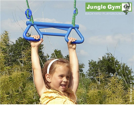 Jungle Gym Monkey bar komplet kit, blå