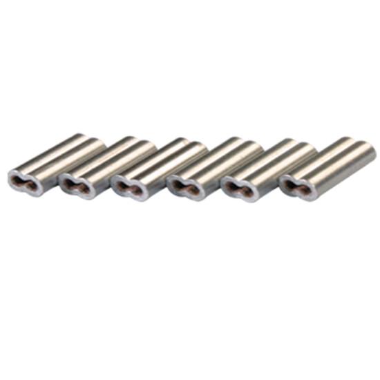 Alusamlere 1,6 - 2,5 mm, 100 stk