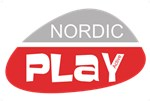NORDIC PLAY klatresten 5 stk. i polyresin sort/grå inkl. skruer