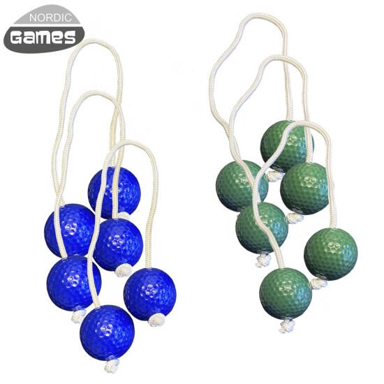 Ekstra bolde til stigegolf deluxe NORDIC Games