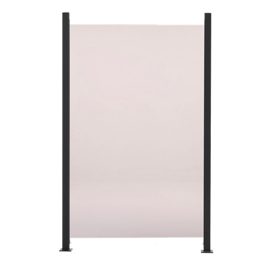 HORTUS Glashegnspakke 100 x 150 cm, 3 moduler + 4 stolper