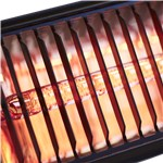Terrassevarmer HEAT1 ECO plus-line 1500W