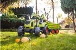 Rendegraver inkl. vogn med tiplad FALK Class