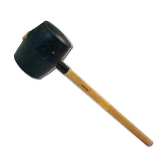 Gummihammer Ø16 x 90 cm
