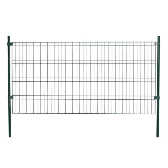 Panelhegn hegnspakke 8 fag, grøn