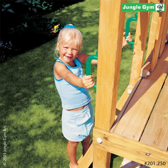 Jungle Gym Håndgreb Grøn 2 stk