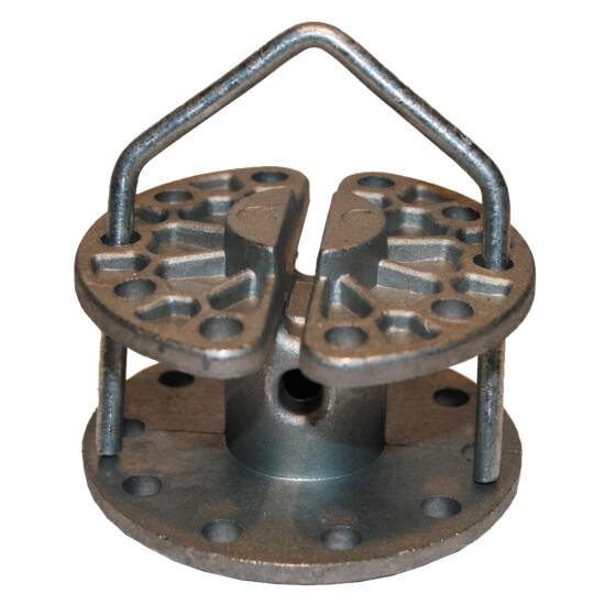 Trådstrammer med metaltråd, rustfri