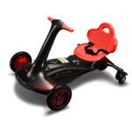 Rollplay Turnado Drift Racer svart/rød 24V