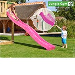 Jungle Gym Rutschebane Violet 2,65 m