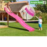 Jungle Gym Rutschebane Violet 2,65 m