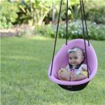 Swurfer Kiwi- vauvan keinu vaalenapunainen