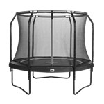 Salta trampolin Premium Black Edition Ø251 cm, sort
