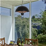 Terrassevarmer HORTUS 1500W lofthængt