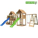 Legeunivers 9 komplet Jungle Gym inkl. rutschebane