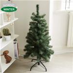 Kunstigt juletræ 90 x 48 cm uden lys