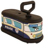 Gåbil politibil NORDIC PLAY Speed