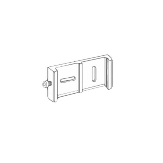 Start vægmonteringsbeslag HORTUS til enkelt udtrækssejl