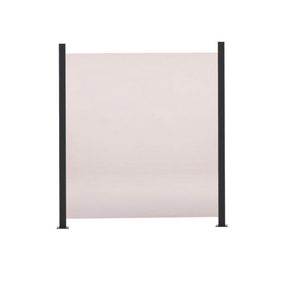 HORTUS Glashegnspakke 100 x 100 cm, 1 modul + 2 stolpar