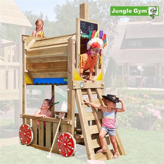 Train Modul komplet Jungle Gym