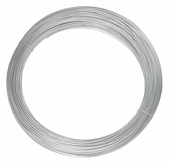 Strammetråd grå Ø4,0 mm
