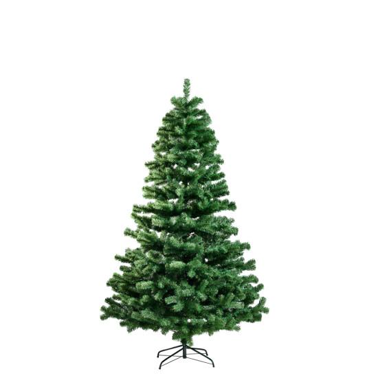 Kunstigt juletræ 150 x 100 cm, uden lys