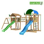 Legeunivers 7 komplet Jungle Gym inkl. rutschebane