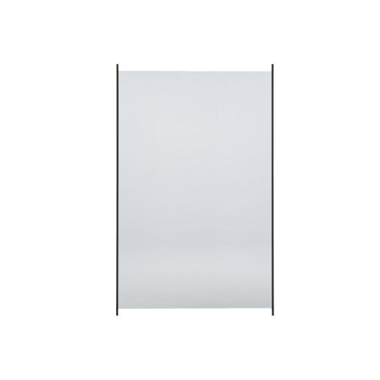 HORTUS Glashegn med aluskinne 150 x 100 cm