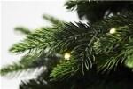 Kunstigt juletræ 180 x 122 cm mix med lys