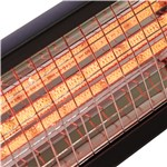 Terrassevarmer HEAT1 ECO high-line 1500W