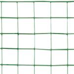 Volierenet grøn, maske 19 x 19 mm - 50 cm x 5 m Grøn