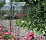Panelhegn hegnspakke tillægsmodul, grøn