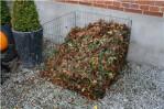 Kompostbeholder HORTUS grøn